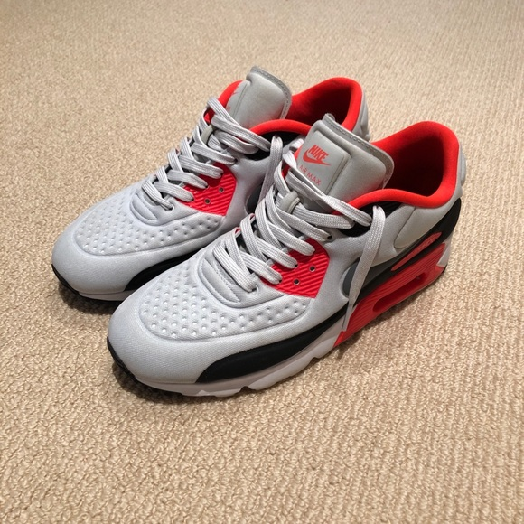 newest 5ce9f 3ae74 *RARE* Nike Air Max 90 Infrared Ultra SE Men's 7.5
